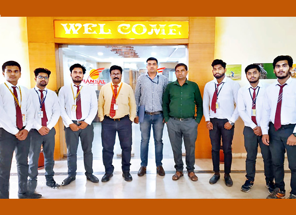 Campus Drive by Rotodyne Group of Industries, Hyderabad for 2019 Batch