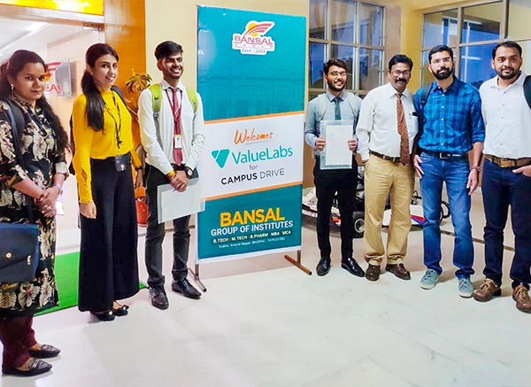 Campus Drive by Value Labs for 2020 Batch